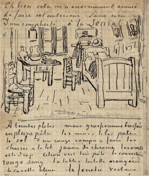 RT @Libroantiguo: The Sketchbook of Vincent Van Gogh. Van Gogh Museum, Amsterdam. http://t.co/LeVRyUPSLU