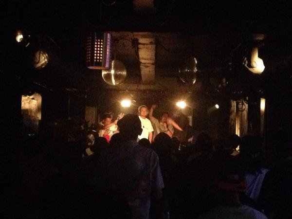 サイプレス上野 優勝!  #UMB #UMB横浜 http://t.co/IG2x8J2AQv