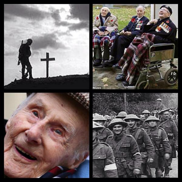 How many Retweets can we get for the amazing veterans of #WW1 #WW1centenary #proud http://t.co/eSfDLqCzJk