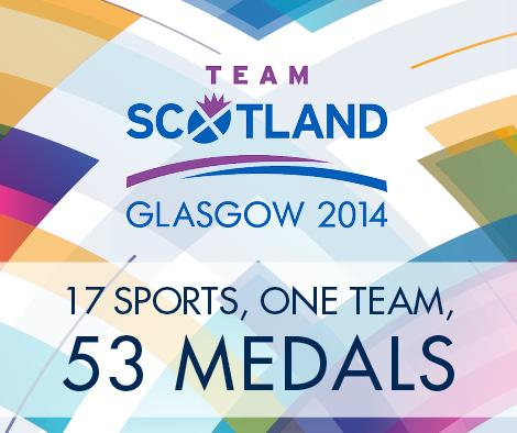 17 Sports, One Team, 53 Medals! #GoScotland http://t.co/1cWVMvUtfB