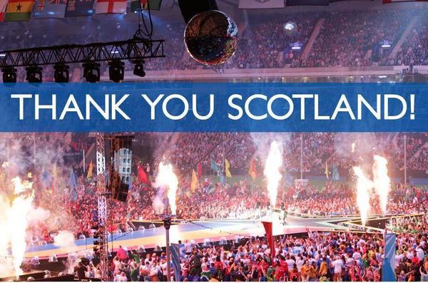 Scotland... We Thank You! #GoScotland http://t.co/jCBnMcKwkD