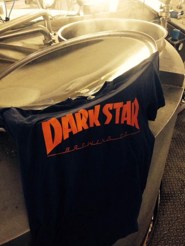 Kicking off the week with a new Dark Star T Shirt. RT for a chance to win one. I'll announce the winner tomorrow... http://t.co/ejJeq8t2sS