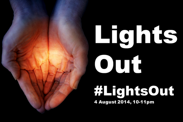Find out how you can take part in #LightsOut tonight: http://t.co/EYqosCPH67 #WW1Aug4 http://t.co/Wr46iZOxoM