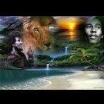 Bob Marley Art: http://t.co/wYvLDkaRGH / #BobMarley #Rastafari #Rastafication #Rasta #OneLove