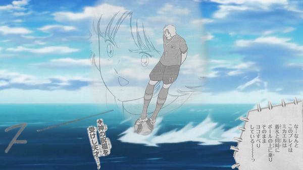 「な・・・なにィ」 「ミカエル!!」 #艦これアニメクソコラグランプリ http://t.co/II3n4hpZQI