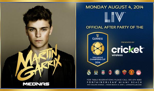 Retweet for a chance to see @MartinGarrix TONIGHT for the @IntChampionsCup After Party! @Mednas http://t.co/OemOdZvTkz