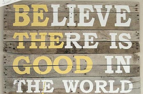 Be the good. #BeAGoodCookie #Ghandi #motivationmonday http://t.co/KsvVKerMbm
