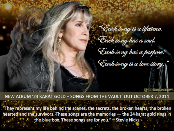 In celebration of @StevieNicks new album. Samples start today on @instagram at http://t.co/auX53N4anz @DaveStewart http://t.co/SancjBSbop