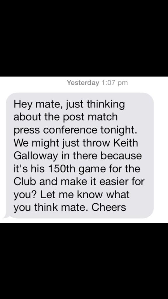 FYI.. Msg from @Wests_Tigers media manager yesterday afternoon re after match presser http://t.co/jlfs7NBqCs
