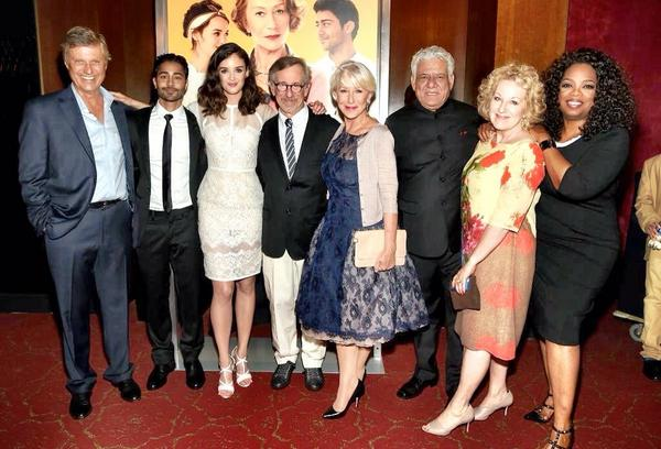 Last night we premiered #100FootJourney. Congratulations to our awesome team. http://t.co/aUAx3ehZ0B