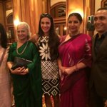 RT @tarasharmasaluj: Super launch of Kalyan Ray's No Country. Missed my Dad lots. Here wt fab @AzmiShabana @RahulBose1 @konkonas Waheedaji …