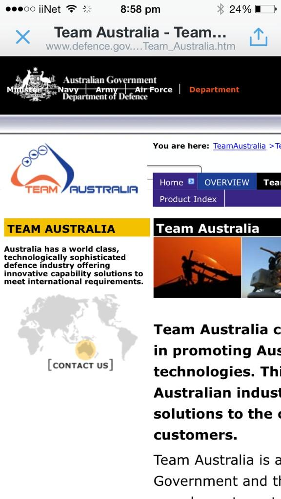 Yet their website is neither responsive nor cutting edge #TeamAustralia *facepalm* http://t.co/d70Bvg6UAG