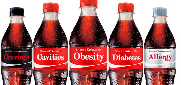 Share a Coke - http://t.co/nW4Qm0bjGN - Truth in Advertising (via @DaniNierenberg)