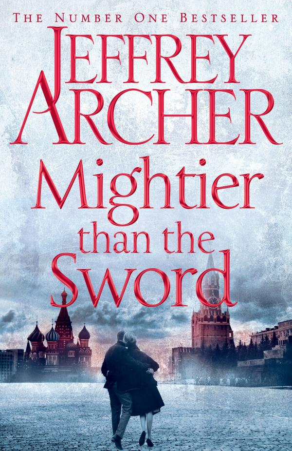 Delighted to reveal the cover and title of the next Clifton Chronicles book, MIGHTIER THAN THE SWORD. Out Feb 2015. http://t.co/mi4v3sODn8