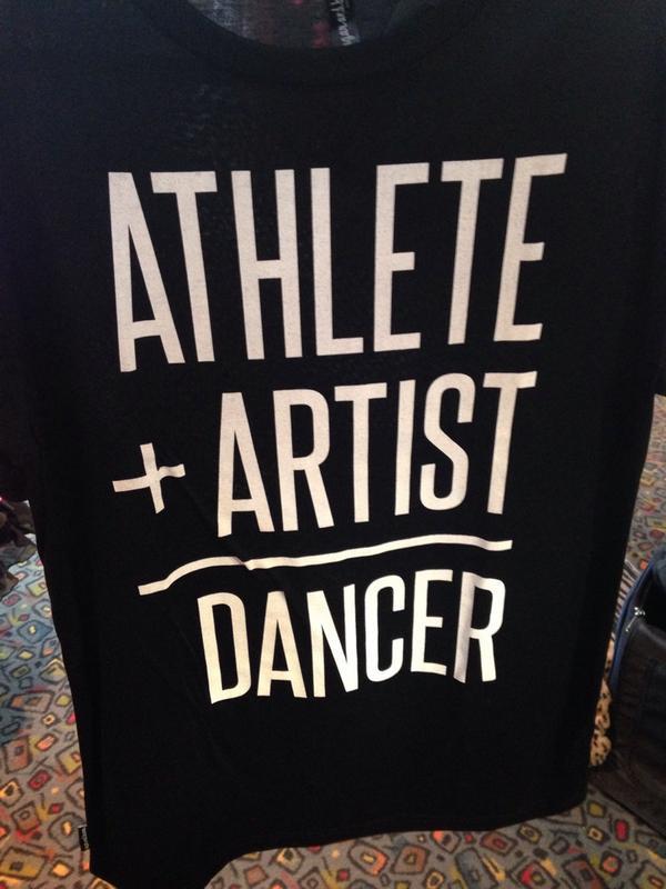 Good shirt!!!! RT @Maaaiiiiaaaa: ❤️