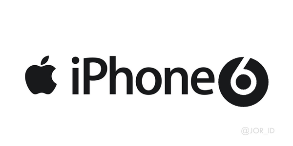 New logo for #iPhone6? #Apple #Beats - http://t.co/xc1QjKoGPu