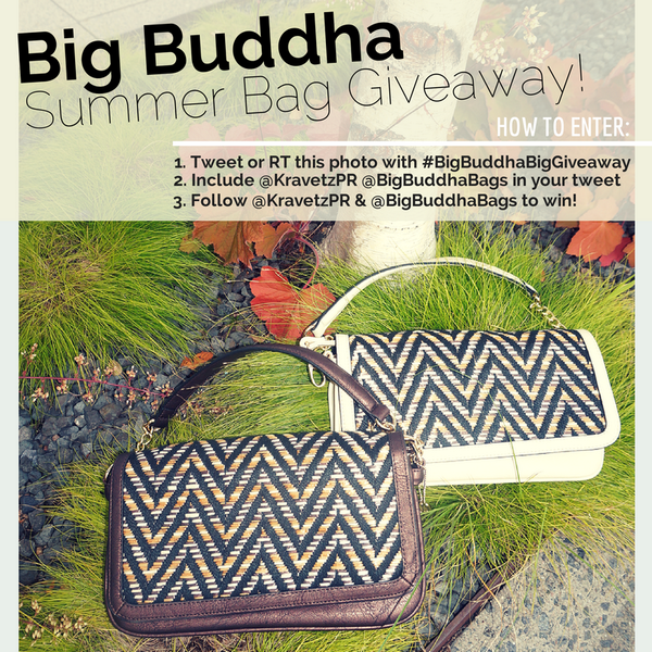 This week's #BigBuddhaBigGiveaway @BigBuddhaBags were featured in @essencemag, now you could #win! RT to enter: http://t.co/sTRJnHDQVr