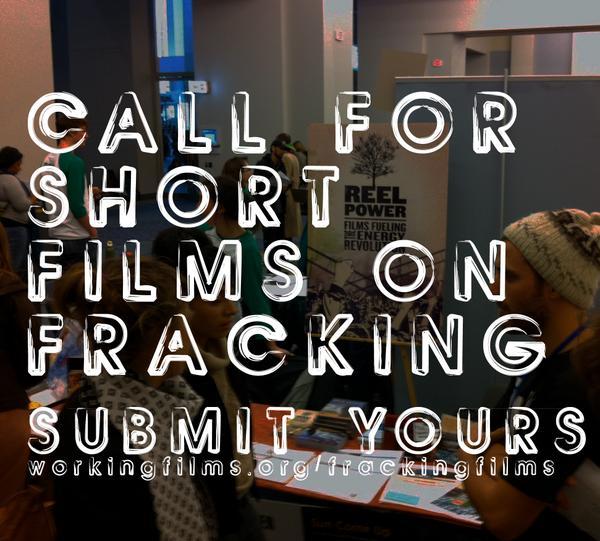 Send us your shorts! We're seeking high quality short films on #fracking. http://t.co/Dfcu94FAEk @gaslandmovie http://t.co/cnDb9hrxHr