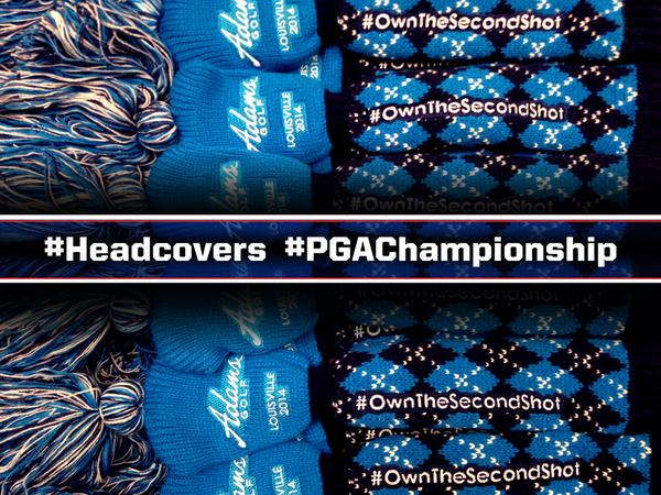 Follow & RT this to win @AdamsGolf #PGAChampionship #Headcover. #OwnTheSecondShot http://t.co/hti0ExHuaM http://t.co/ZzfKJFaVXU