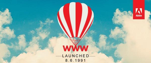 Happy birthday, World Wide Web!   . http://t.co/5otLF2rpBN