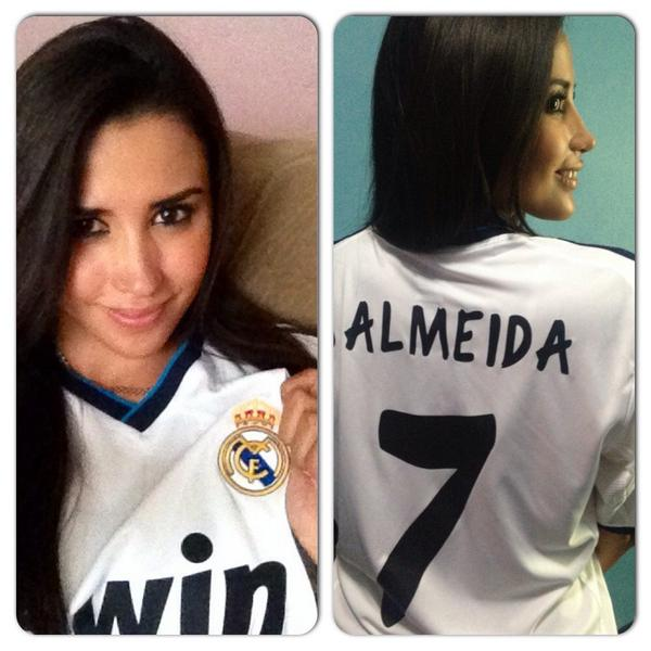 Susana Almeida (@Susyalmeida1): SA7⚽️ jaja