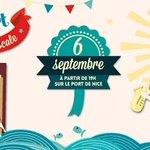 RT @VilledeNice: Le 6 septembre, cest la fête du Port à #Nice06 ! Infos sur http://t.co/sHwUKQg8nV http://t.co/goTW6iPQcr