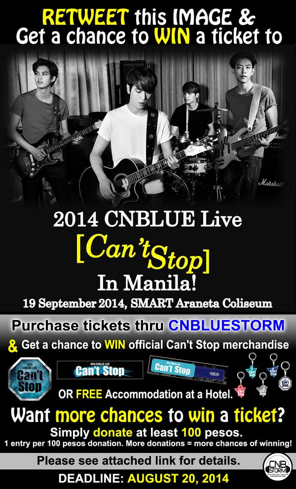 Simply RETWEET this image and get a CHANCE to WIN a ticket to #CSPH. Click http://t.co/nNHZMYtBZW for more details. http://t.co/RiQJkMENFt