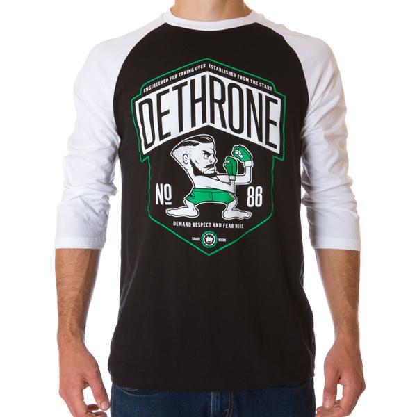 Limited edition @TheNotoriousMMA McGregor Raglan. Only 200 made. http://t.co/gAEqAFxjuP http://t.co/WVNuagHRKT
