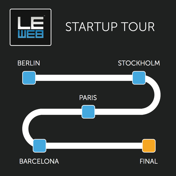 #LeWeb presents its new #StartupTour! This fall, pitch in Berlin, Stockholm, Paris & Barcelona http://t.co/aJQnzrD0a7 http://t.co/Zu8aTA8eCH