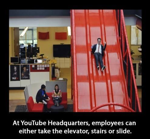 A pic of Youtube headquarters: http://t.co/8l3pK8jqCz