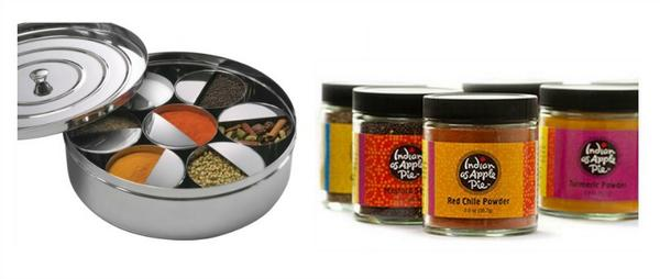 Enter to win a @IndianApplePie Spice Starter Set & Spice Tiffins prize pack. Details: http://t.co/tETWKUgEqY … http://t.co/GnkBRoKiV5