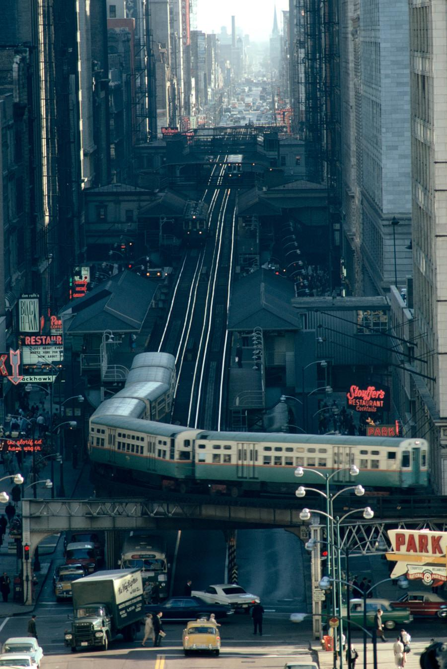 The Chicago L. 1969 http://t.co/4EgT0Hzhky