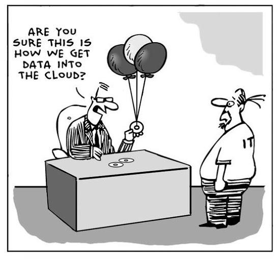 [#cloud Humor] Everyone needs a good laugh : ) @IBMcloud http://t.co/8ZO95p3KhR