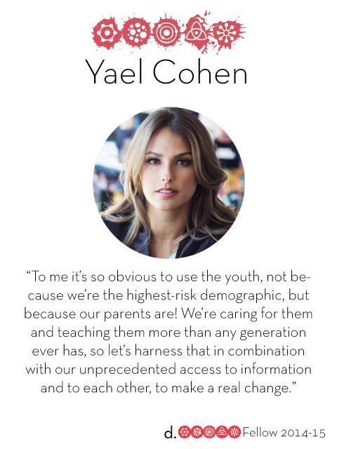 Congratulations & welcome to @yael! - http://t.co/MVDTTuKfYo #dfellows http://t.co/0cLcE0FEmk