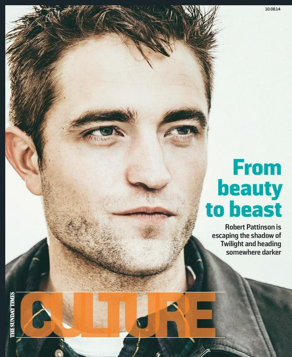 Tomorrow don't miss @JonathanDean_ speak to Robert Pattinson on his leap into weirder, darker roles(@TeamRTPattinson) http://t.co/lGjNdUPkvg