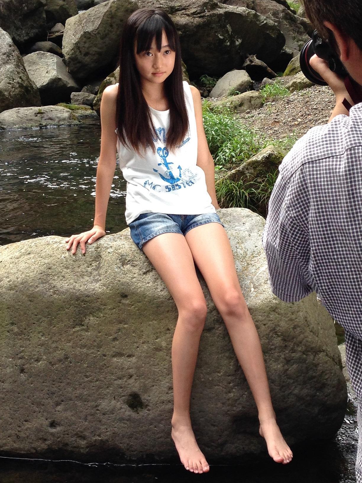 """子役モデル「チャーム☆キッズ」 on Twitter: """"あらためて昨日の岩田れなJS6。http://t.co ..."""