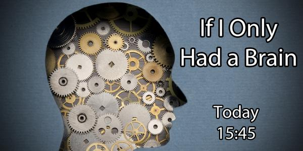 On @BBCRadio4 today Mark Heap reads 'If I Had a Brain', and takes us into the daily routine of a scientist http://t.co/UazyMj2PUq