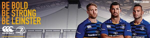 Dont forget Leinster Season Ticket holders get 10% discount when coming in to get you new Leinster Jersey tomorrow!! http://t.co/0IF6ZrRuVp