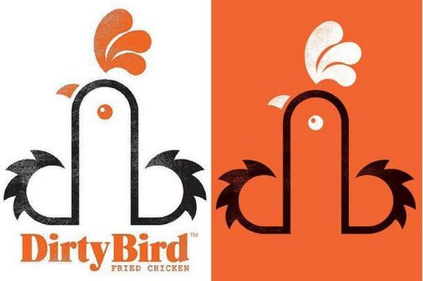 'Dirty Bird Fried Chicken' defends 'rude' logo http://t.co/FAZtAvssW3 (edifying stuff via @DailyMirror) http://t.co/vTeDc9P88V