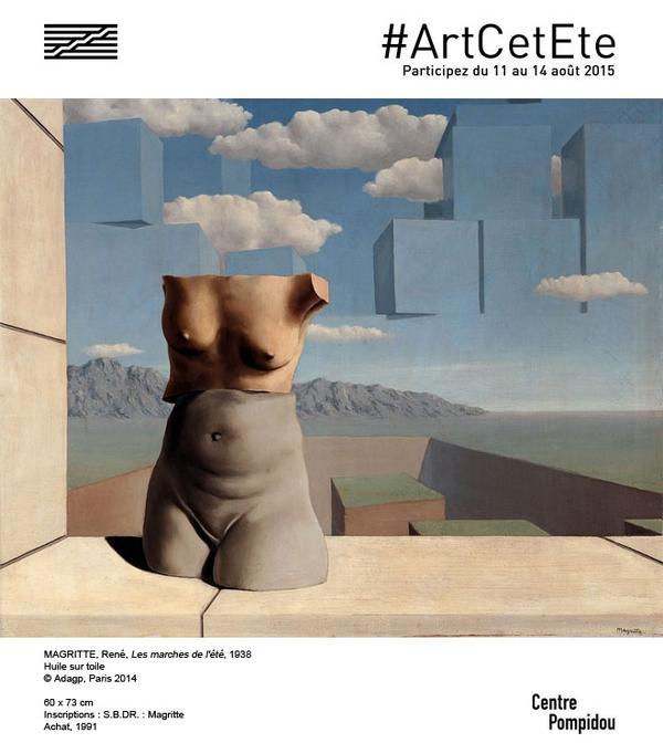 Quelle statue (ou sculpture) aimeriez-vous voir se transformer en être vivant? #ArtCetEte http://t.co/lRW7OT1e7q