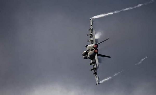 104 aircraft and 8 ships ready for Iraq air campaign: http://t.co/1yaYNbP32x http://t.co/iFSRSOO9jT