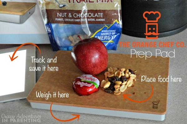 Ad. The Prep Pad Smart Scale for Easy Food Preparation #TheOrangeChefCo #PrepPad #fitfluential http://t.co/5vmLmnUOf9 http://t.co/adMgy81X8e
