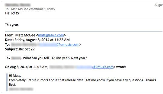 Universal Music Confirms U2 Album 'This Year' http://t.co/dHMDZn5wJH http://t.co/XYMIFfygQG
