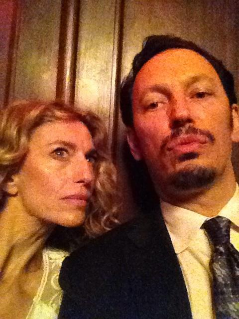 Alistair and Morrigan at @magiccastle. #magiccastle @theclaudiablack #dragonage http://t.co/JtAh3D8ZMd