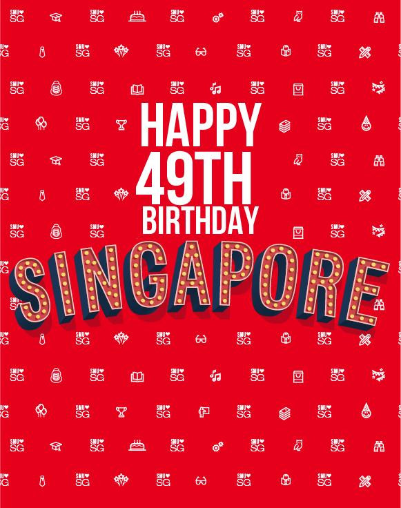 Happy 49th Birthday Singapore! :D Share with us your best memories in Singapore! http://t.co/R7uC9MEXeA