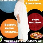Asaram Bapu Ji- Raksha Bandhan is festival of Self-Development & Positive Resolutions #वैदिक_रक्षा_बंधन_WithBapuji http://t.co/gHmKodOllg