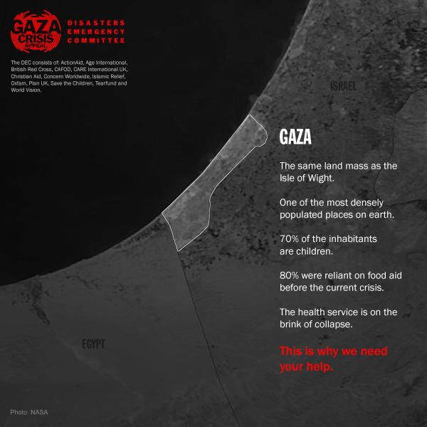 It's hard to comprehend the scale of #GazaCrisis. This is why we need your help http://t.co/bx742ErW7H