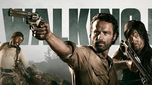 video] escena final de la cuarta temporada de the walking dead fue ...