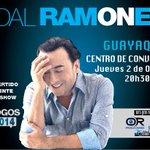 MONOLOGO @STANDparados de @AdalRamones en #GUAYAQUIL 2 de Octubre 20h30 http://t.co/tfF37DTrkX