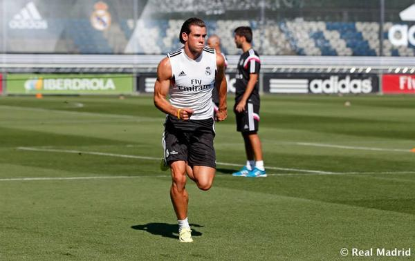 BunWCg9CYAIJsO4 How? Real Madrids Gareth Bale says he hasnt done any weights to build increased muscle mass [Video]